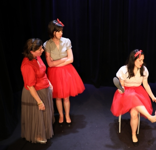 Cours de théâtre à Nantes - Atelier comédie