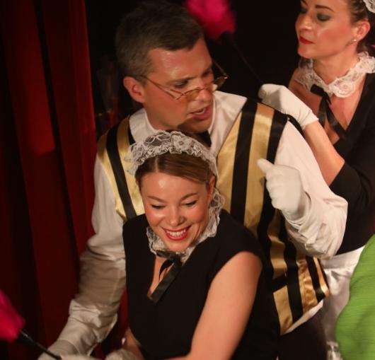découvrez le spectacle musical des élèves de la compagnie du café théâtre à Nantes.