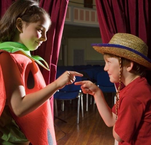 stage de théâtre à Nantes pour les enfants